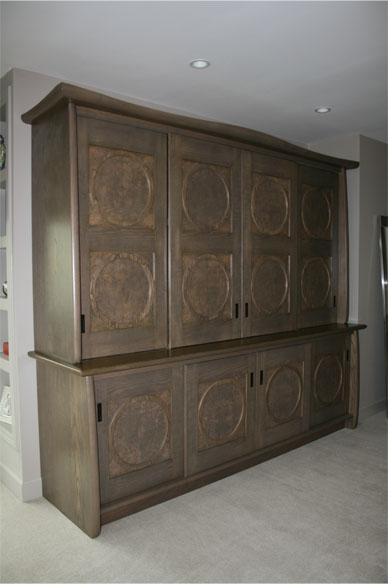 Ash Bedroom Armoir