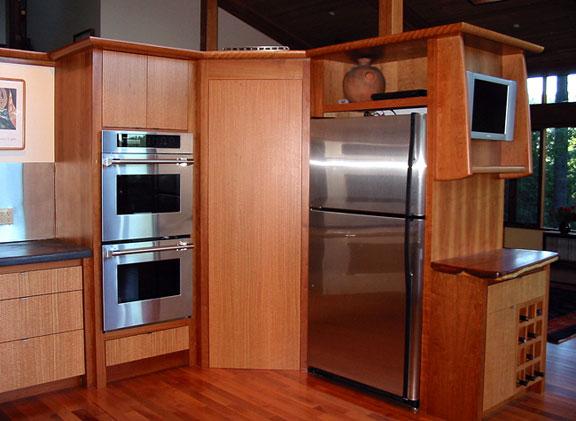 Eucalyptus and Cherry Kitchen