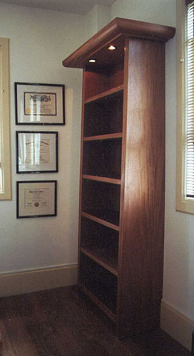 Lawyer's Office Bookcases