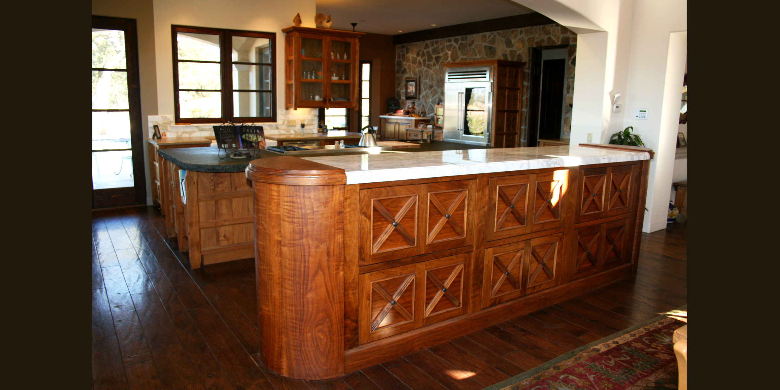 elm_and_walnut_mediterranean_kitchen