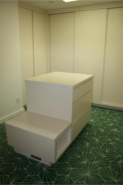 Modern Design Closet Cabinetry