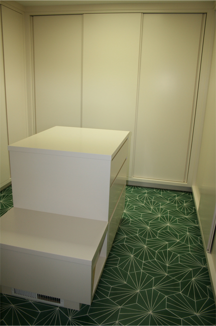 custom closet cabinetry petaluma